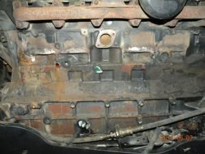 spawanie pęknięcia silnika