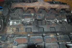silnik po naprawie