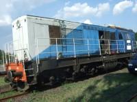 lokomotywa 31 spawanie